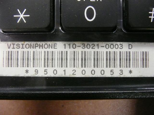 110-3021-0003 - 10 button Teltronics image