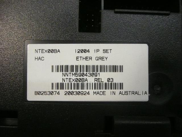 i2004 / NTEX00BA Nortel image
