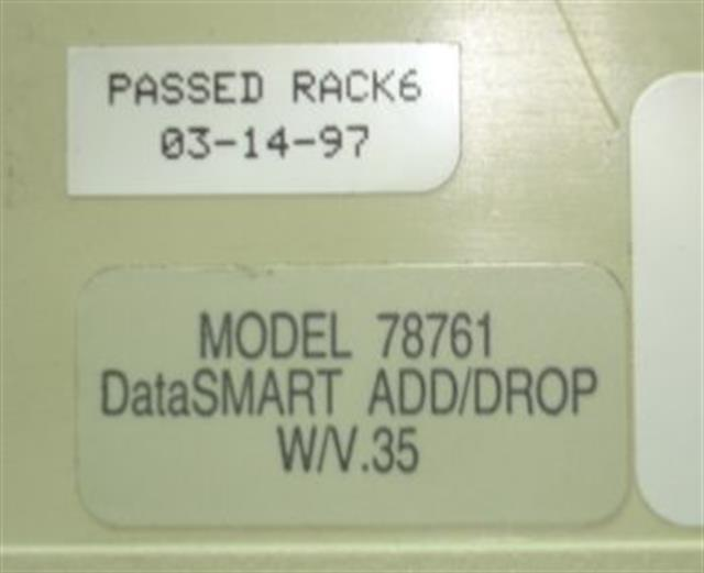 ADC Kentrox 78761 DSU/CSU image