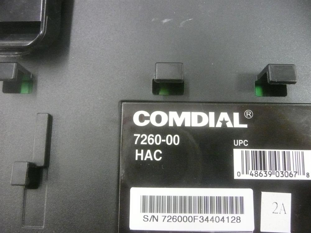 7260-00 Comdial image