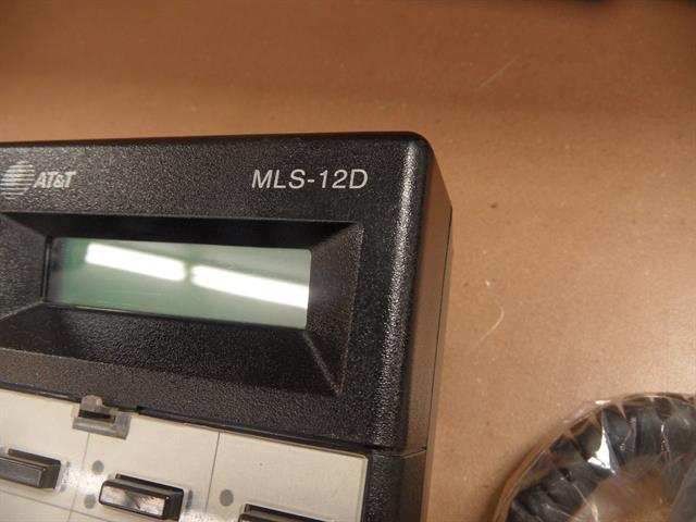 MLS 12D / 107092157 AT&T/Lucent/Avaya image