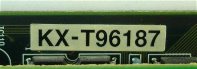 KX-TD96187 - T1 Panasonic image