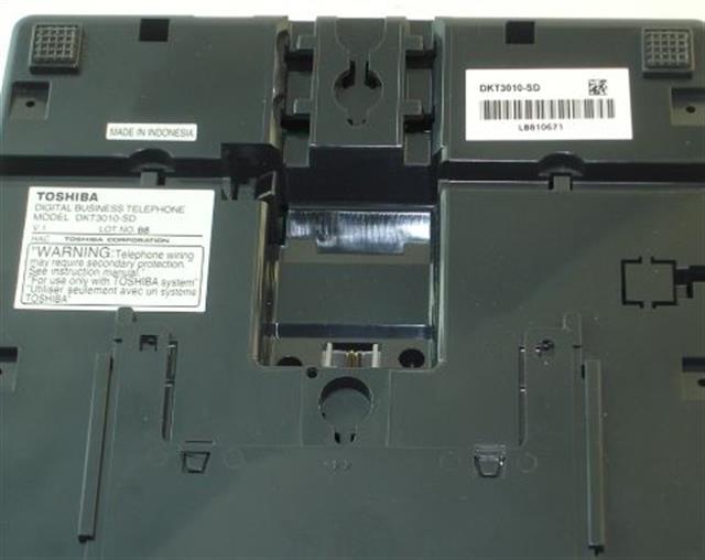 DKT3010-SD Toshiba image