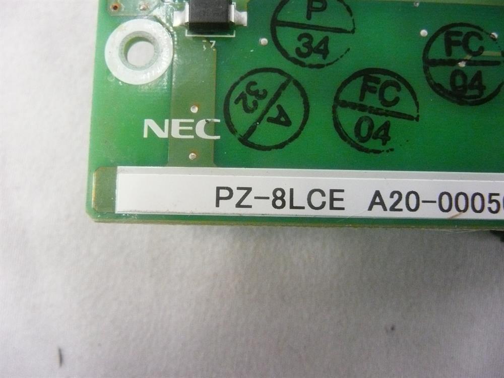 670115 (PZ-8LCE / LCDB) NEC image