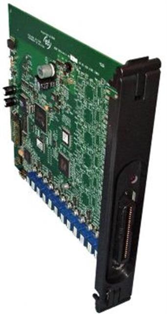 ESI Communications Server CS-A12 5000-0425 Plastic Bezel 12 Port Single Line Station Expansion Circuit Card for ESI200, ESI600 and ESI1000 Systems image