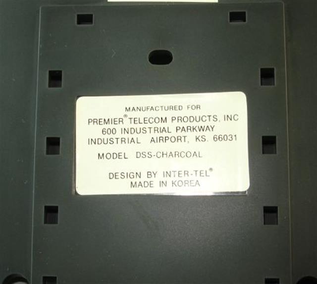 660.3100 Inter-Tel image