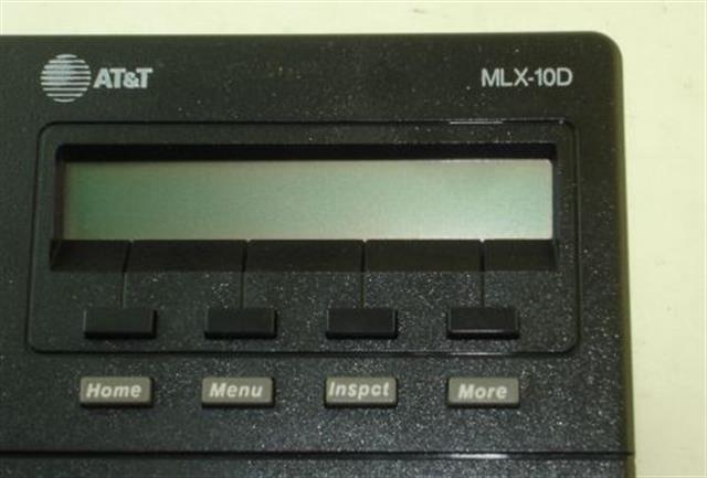 MLX-10D (B-Stock) AT&T/Lucent/Avaya image