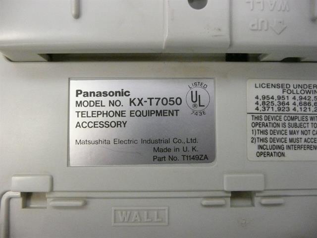 KX-T7050 (B-Stock) Panasonic image