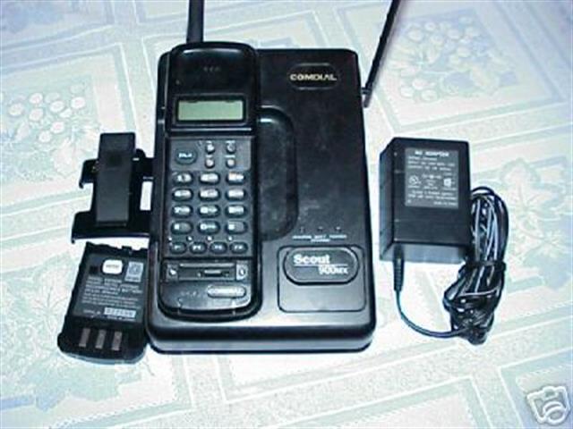 900-MXS Comdial image