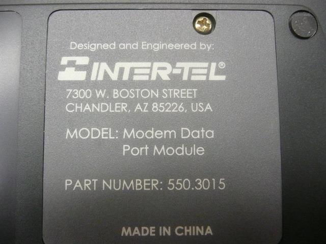 550.3015 MDPM Inter-Tel image