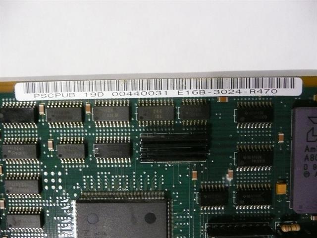 E16B-3024-R470 (PS CPU B) Fujitsu image