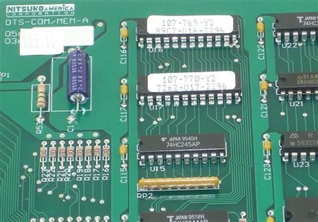 096-682-Y3F NEC - Nitsuko - Tie image