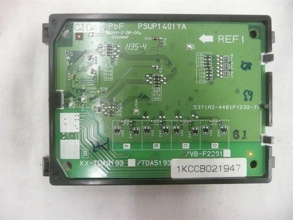 KX-TDA5193 - CID4 Panasonic image