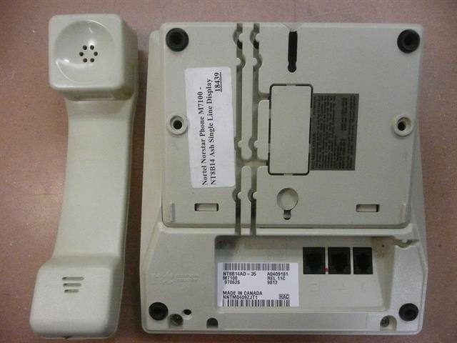 M7100 / NT8B14 Ash Nortel image