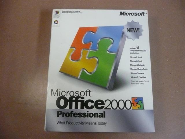 PRO 2000 Microsoft image