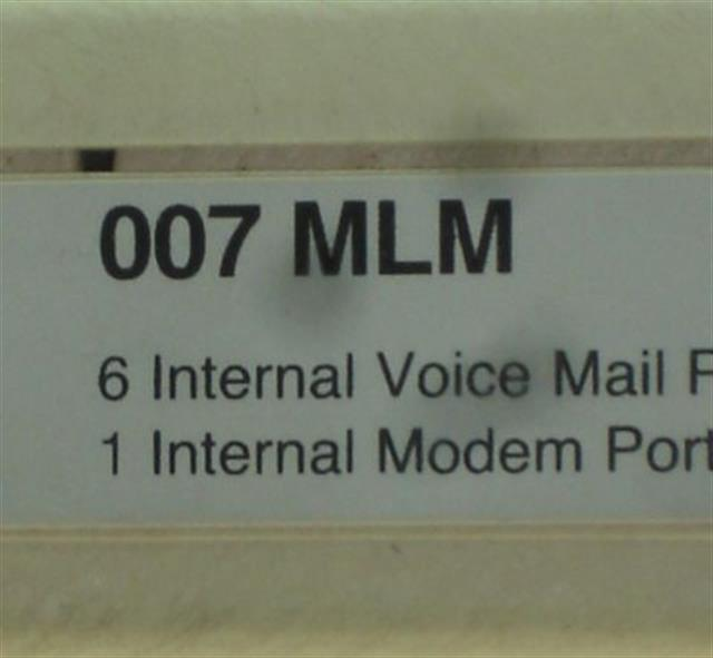 007 MLM AT&T/Lucent/Avaya image