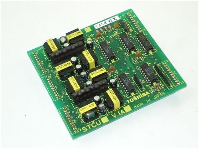 STCU Toshiba image