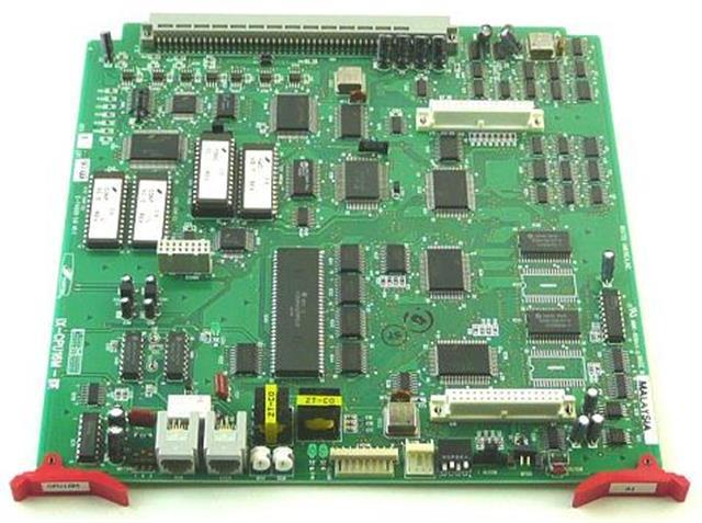 Iwatsu IX-CPU16M / 101081 Circuit Card image