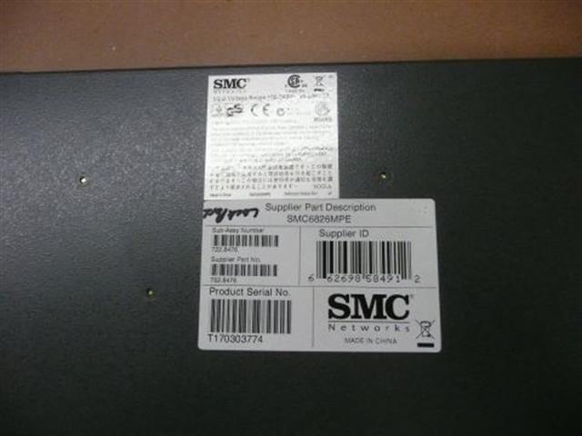 SMC6826MPE / 6826MPE SMC image