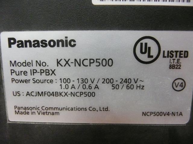 KX-NCP500 Panasonic image