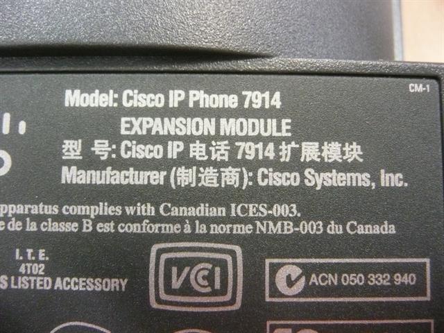 CP-7914 Cisco image