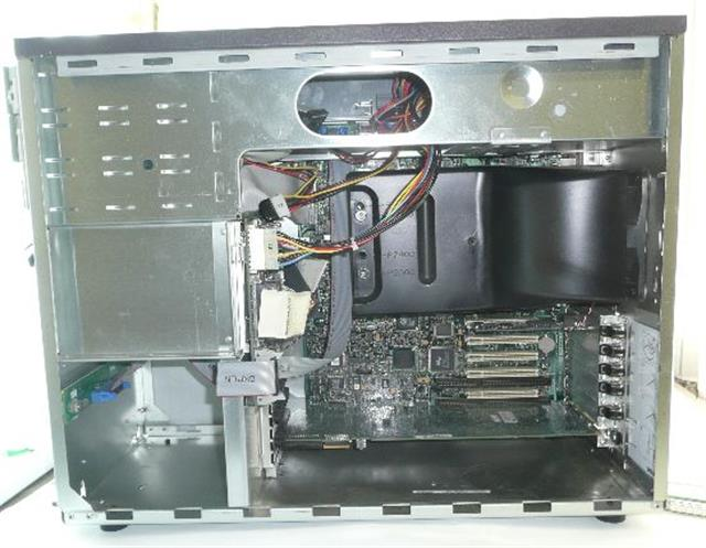 Coral Message Center (DELL Power Edge 2300) 24 Port Tadiran image