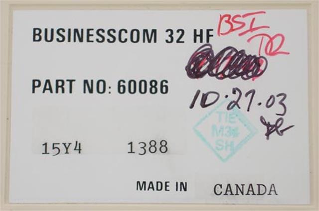 60086 (B Stock) Tie image