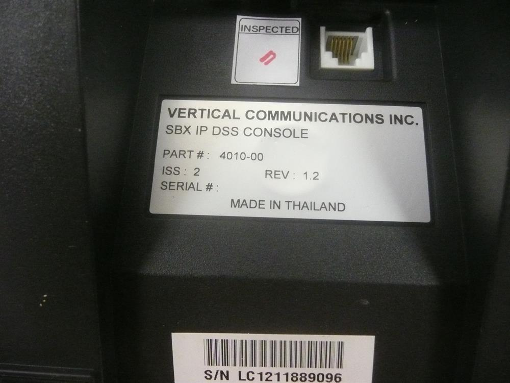 4010-00 Vertical Communications image