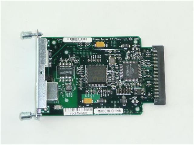 WIC-1ENET Cisco image