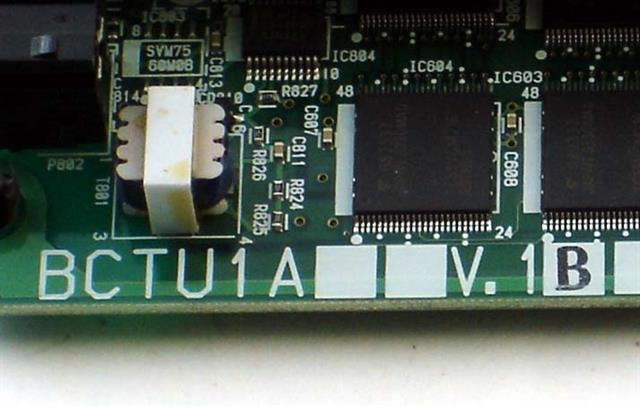BCTU1A w/BSIS1A AMDS1A- Toshiba image