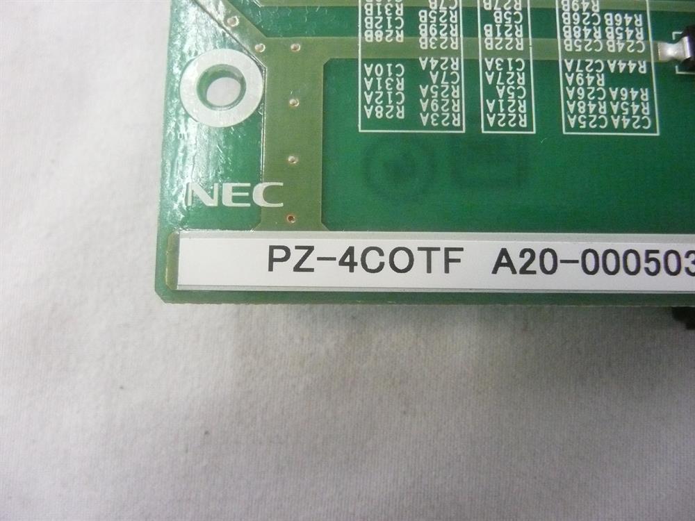 PZ-4COTF - 670111 - COTDB NEC image