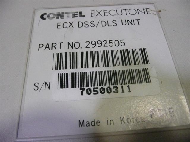 2992505 Executone- Isoetec image