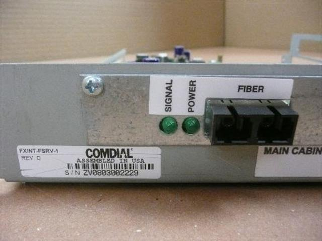 FXINT-FSRV-1 Vertical Communications Comdial image