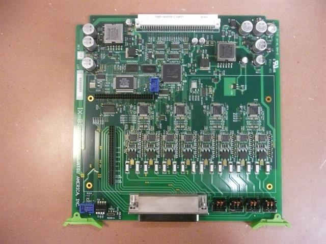 Iwatsu IX-8SUBS-4 (101472) Circuit Card image