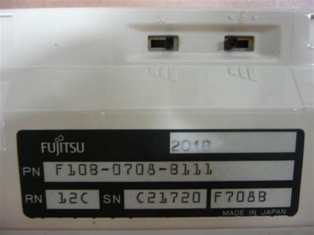 F10B-0708-B111 Fujitsu image
