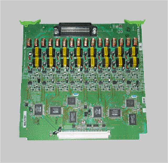 Iwatsu Adix IX-16PSUB 040360 16 Port Digital Station Card image