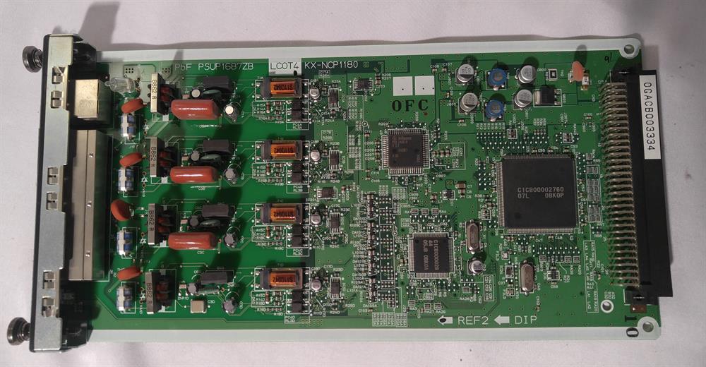 KX-NCP1180 - LCOT4 Panasonic image