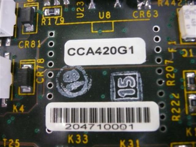 CCA420G1 Telco Systems image