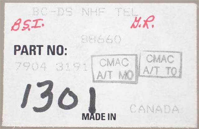 88660 (B-Stock) NEC - Nitsuko - Tie image