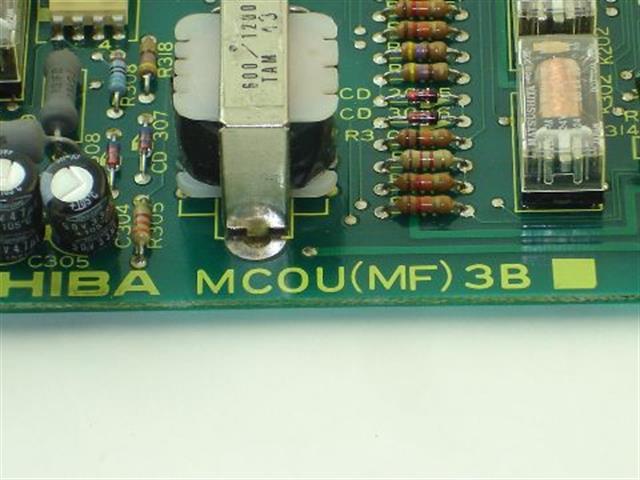 MCOU-MF3 (NIB) Toshiba image