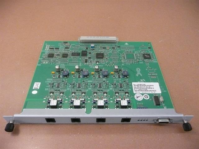 3Com 3C10117C / 655-0091-01 NBX Analog Station Circuit Card image