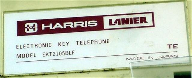 2105 BLF (B Stock) Toshiba image