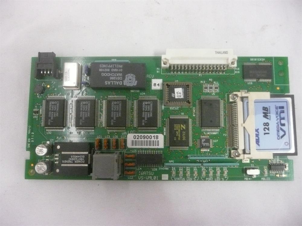 VS-VML-128 / VS-VML-01 / 057016 Iwatsu image