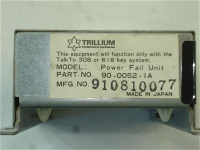 90-0052 Trillium image