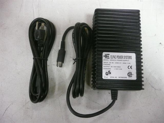 Elpac Power Systems WRI4212 (NIB) Power Supply image