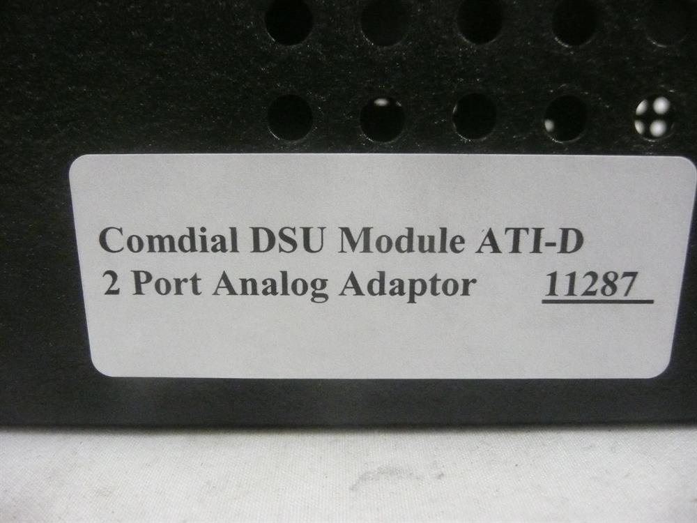 ATI-D Comdial image