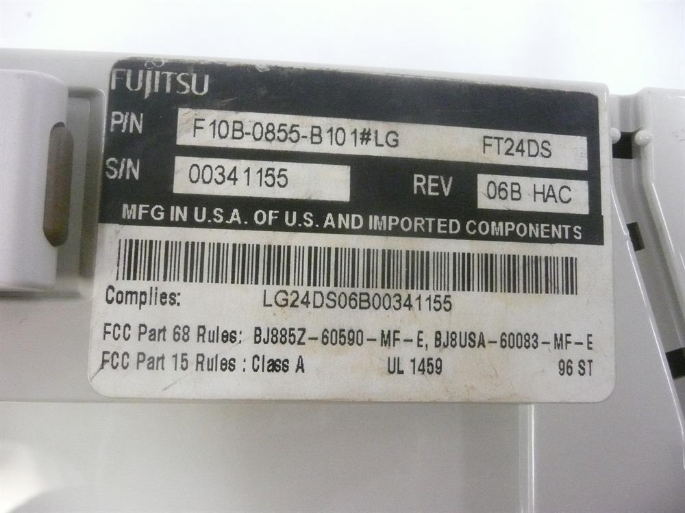 F10B-0855-B101#LG Fujitsu image