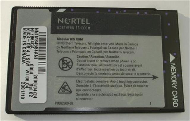 NT7B64GA Nortel-Norstar image