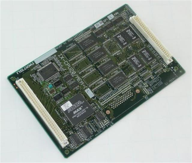 Iwatsu IX-CPU20/MEM-L (B2) / 101100 Daughter Card image