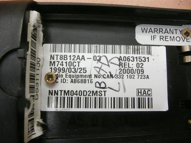 M7410CT / NT8B16 Nortel image
